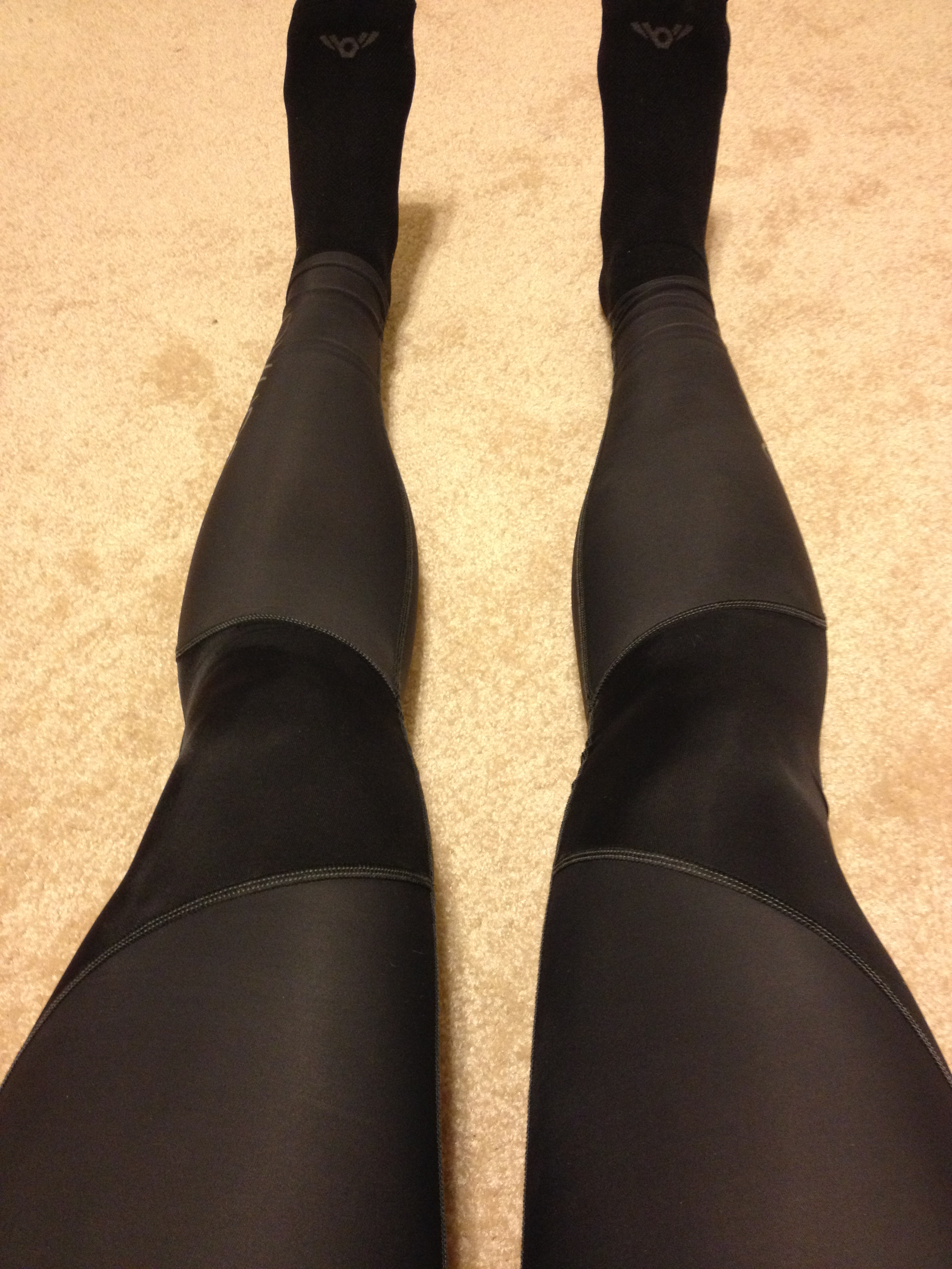 skins recovery compression tights