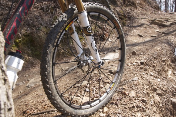 Bike 29er Reviews The Crossmax SLR wheel set