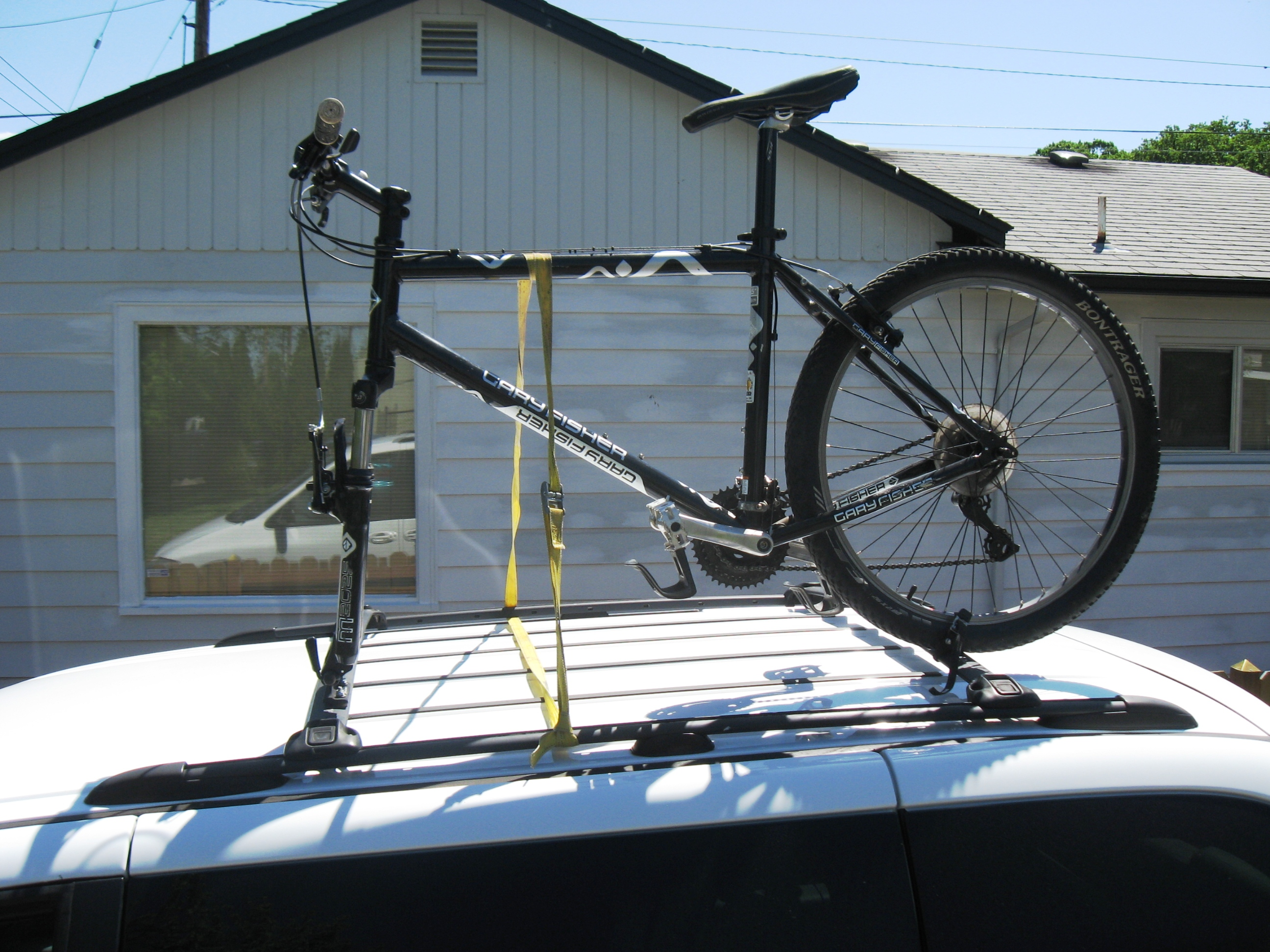 Diy Bike Racks Singletracks Mountain Bike News