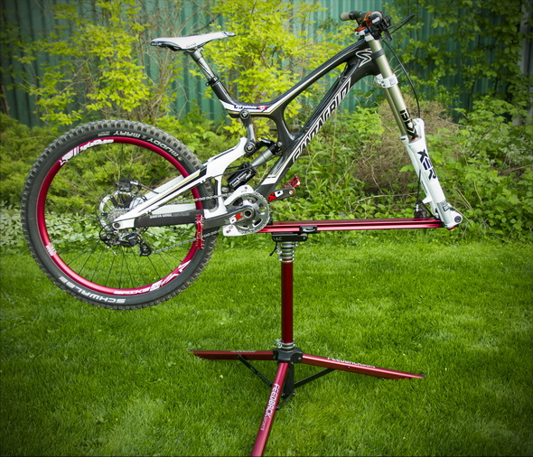 Review Feedback Sports Sprint Work Stand Singletracks Mountain