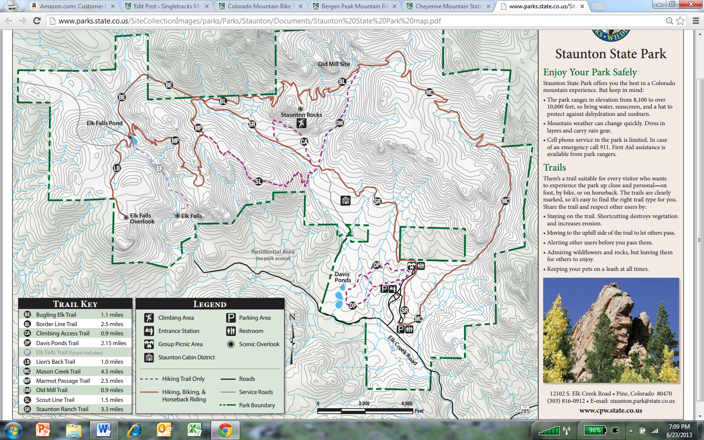 buffalo creek trail map with New Mtb Trail Staunton State Park Colorado on Buffalonationalriver furthermore 2003n together with Signif further Osprey falls trail yellowstone moreover Float 34 Buffalo River.