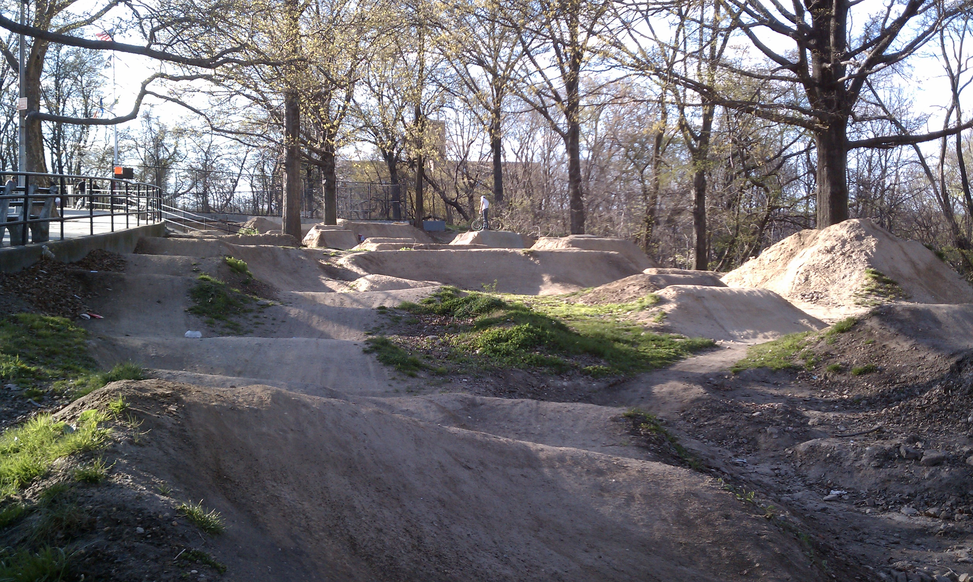 Bike Parks Plainfield Il Elkridge Md And Manhattan