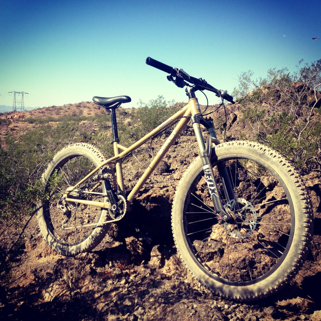 Review Surly Instigator 26 Singletracks Mountain Bike