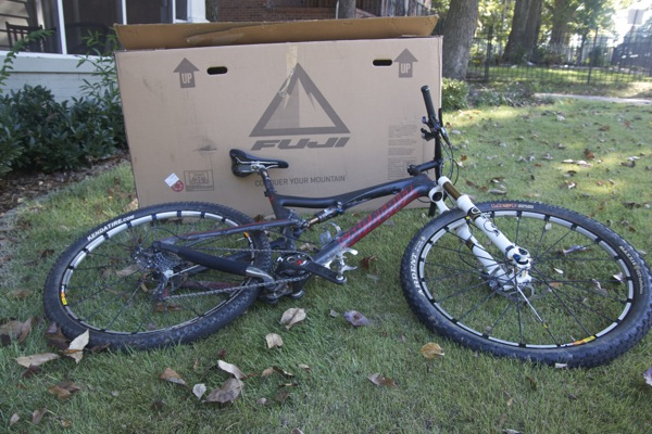 How To Pack Your Mountain Bike In A Box For Shipping Or
