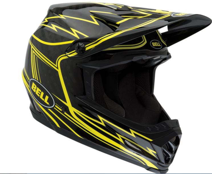Review bell full 9 full face mountain bike helmet