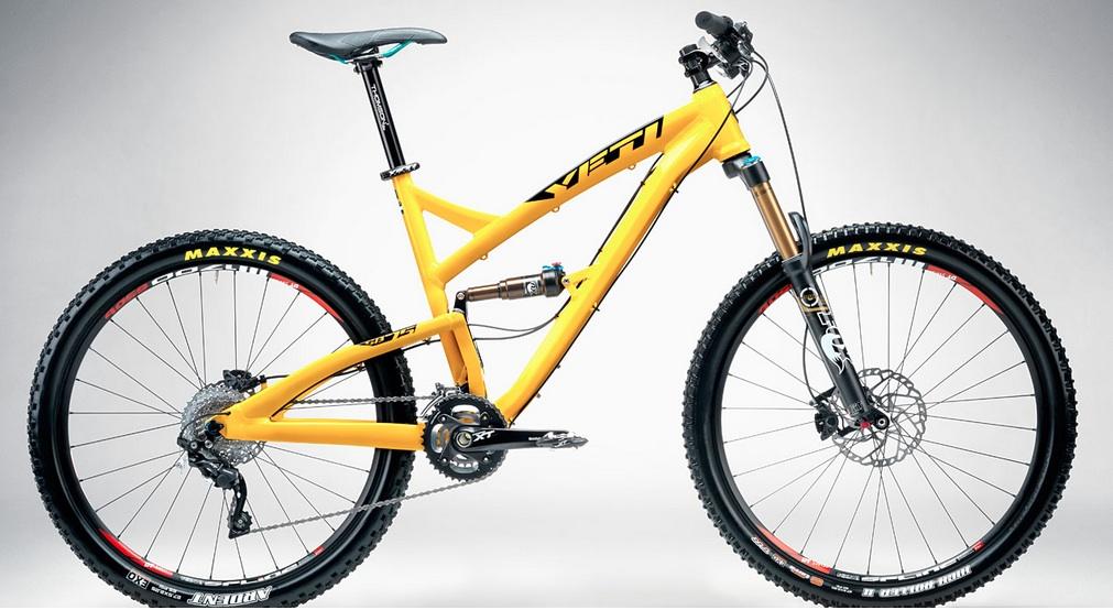 Interbike 2013: New Products from Yeti - Singletracks Mountain Bike News