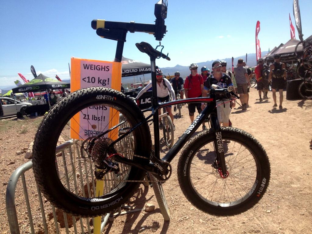 Review Borealis Yampa Carbon Fat Bike Singletracks Mountain
