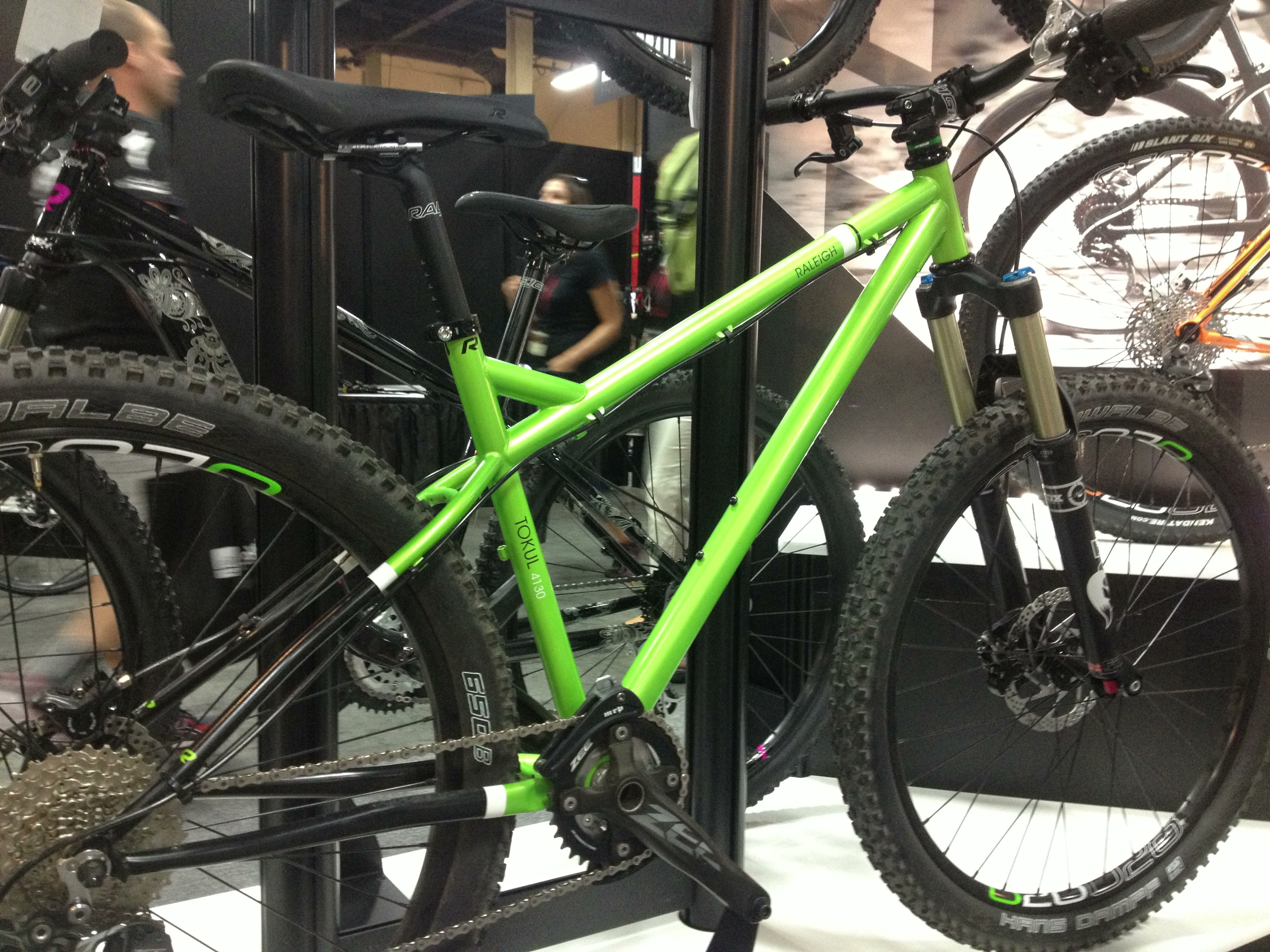 Interbike 2013 New And Improved Mountain Bikes From