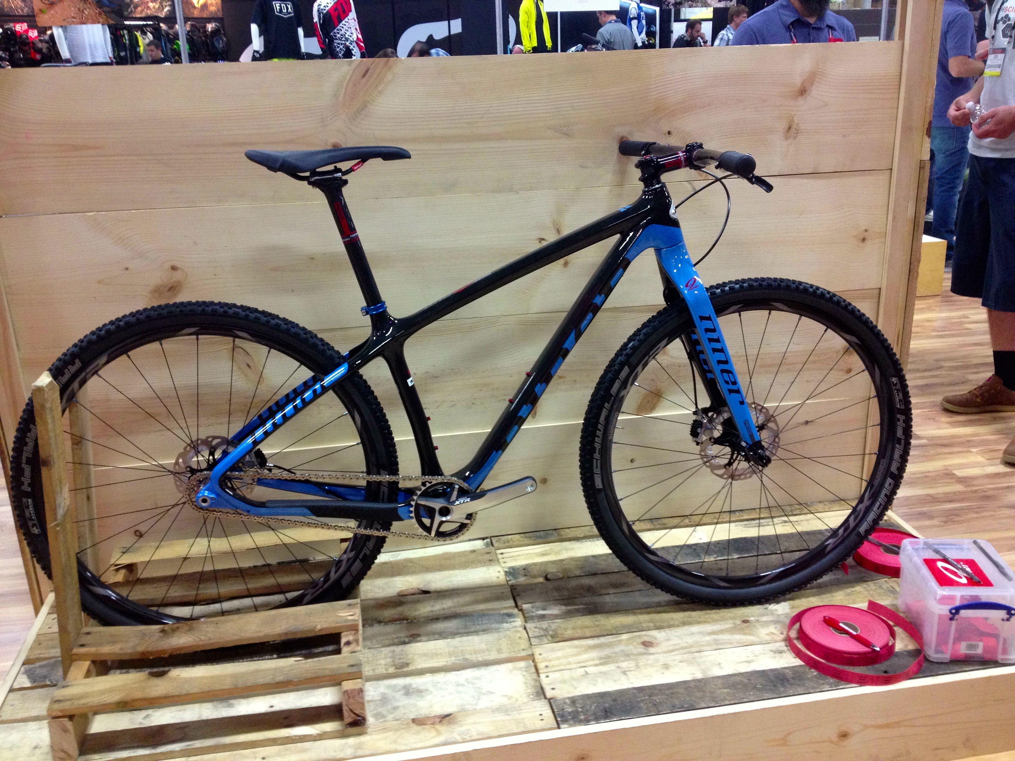 Interbike 2013 New Bikes From Niner Singletracks