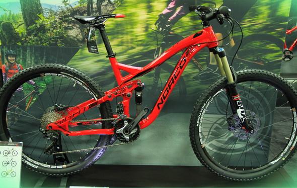 Norco Mountain Bikes >> Interbike 2013 Mountain Bikes From Norco Singletracks Mountain