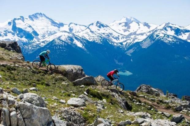 The Top 10 Mountain Bike Destinations in North America