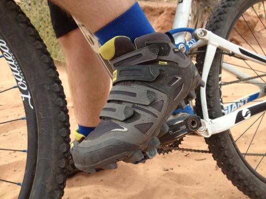 Mavic Scree Shoe