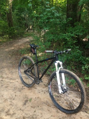 The Redline Monobelt is a great deal for an out of the box belt drive MTB.