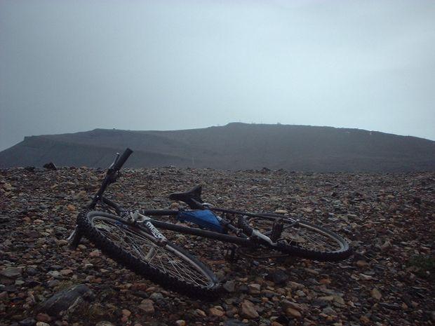 Mountain Biking 750 Miles North Of The Arctic Circle