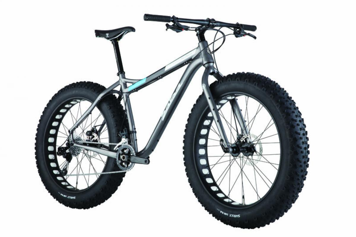 Bikesdirect Fat Tire aluminum rigid fat bike