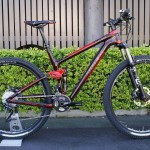 """Trek ex Fuel 9.8 29er"" Photo: John Benkert"