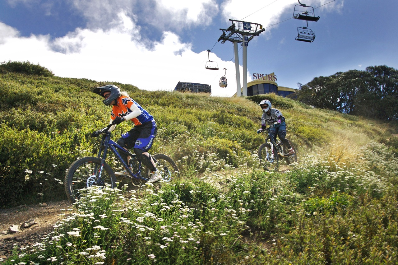 Into Thin Air At Mt Buller Exhilarating Mountain Biking In