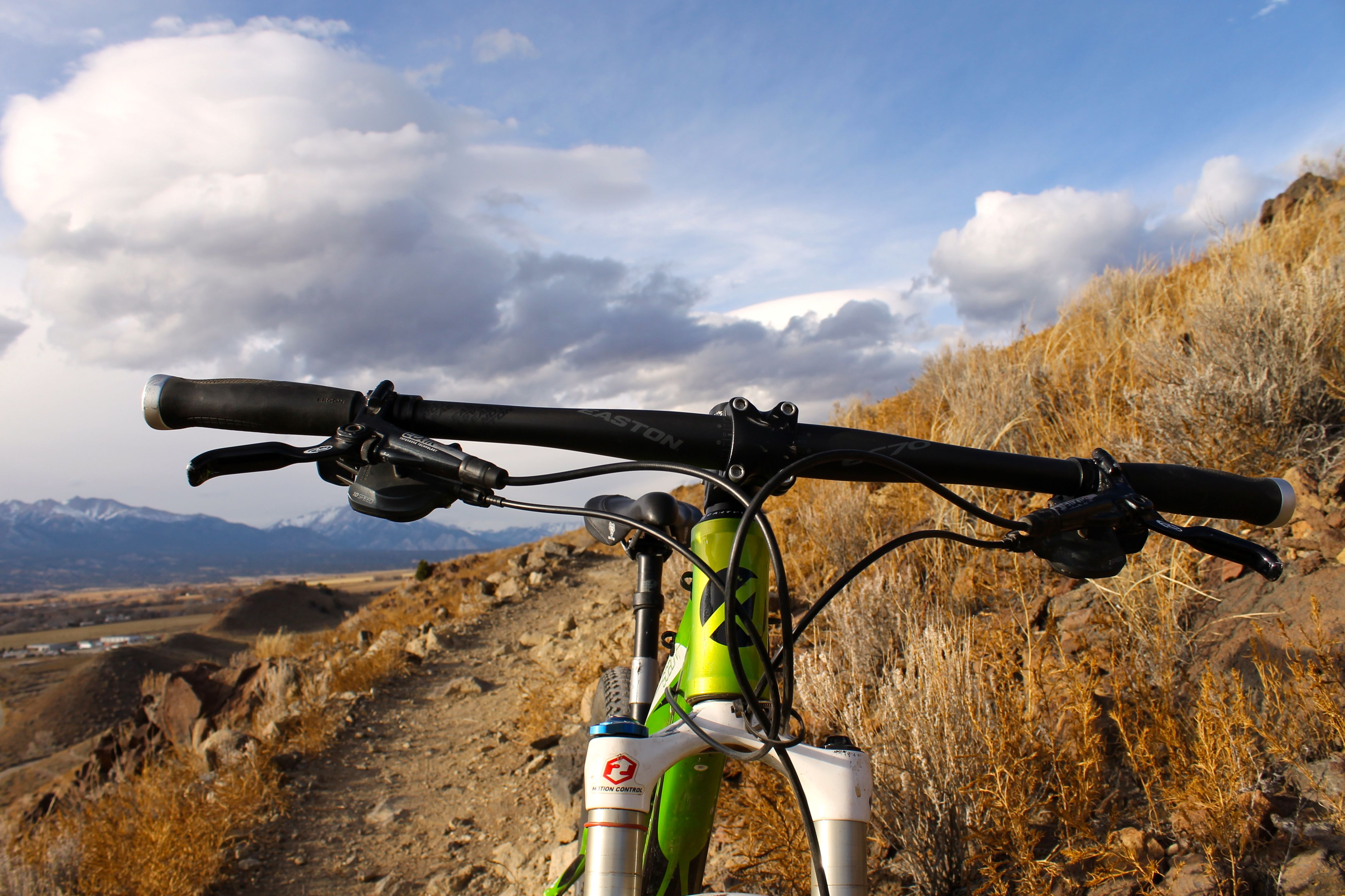 Review Easton Ec70 Wide Carbon Flat Bar Singletracks