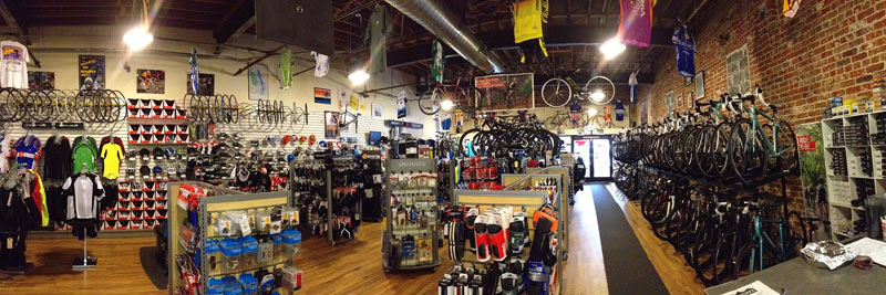 Peak Bike Shop