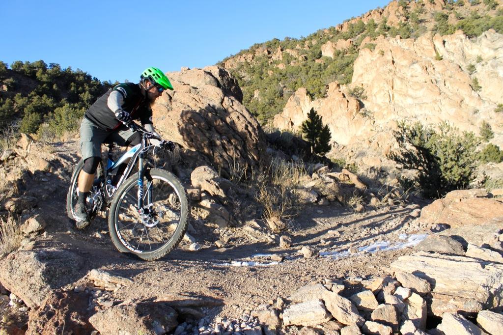 Trail: Sand Dunes. Photo: Brink M.