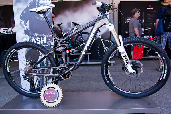 2015 Trek Bikes Made In Usa The Trek Slash bikes feature