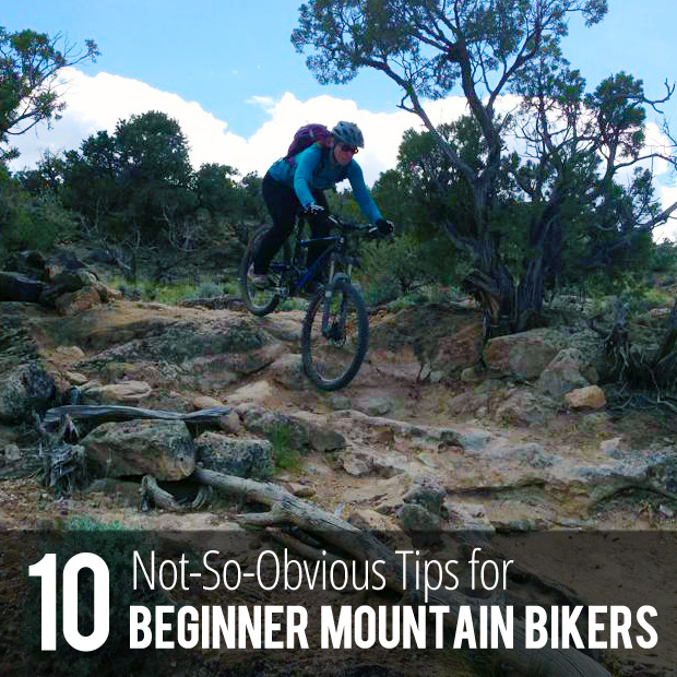 10 Not-So-Obvious Tips that Every Beginning Mountain Biker ...