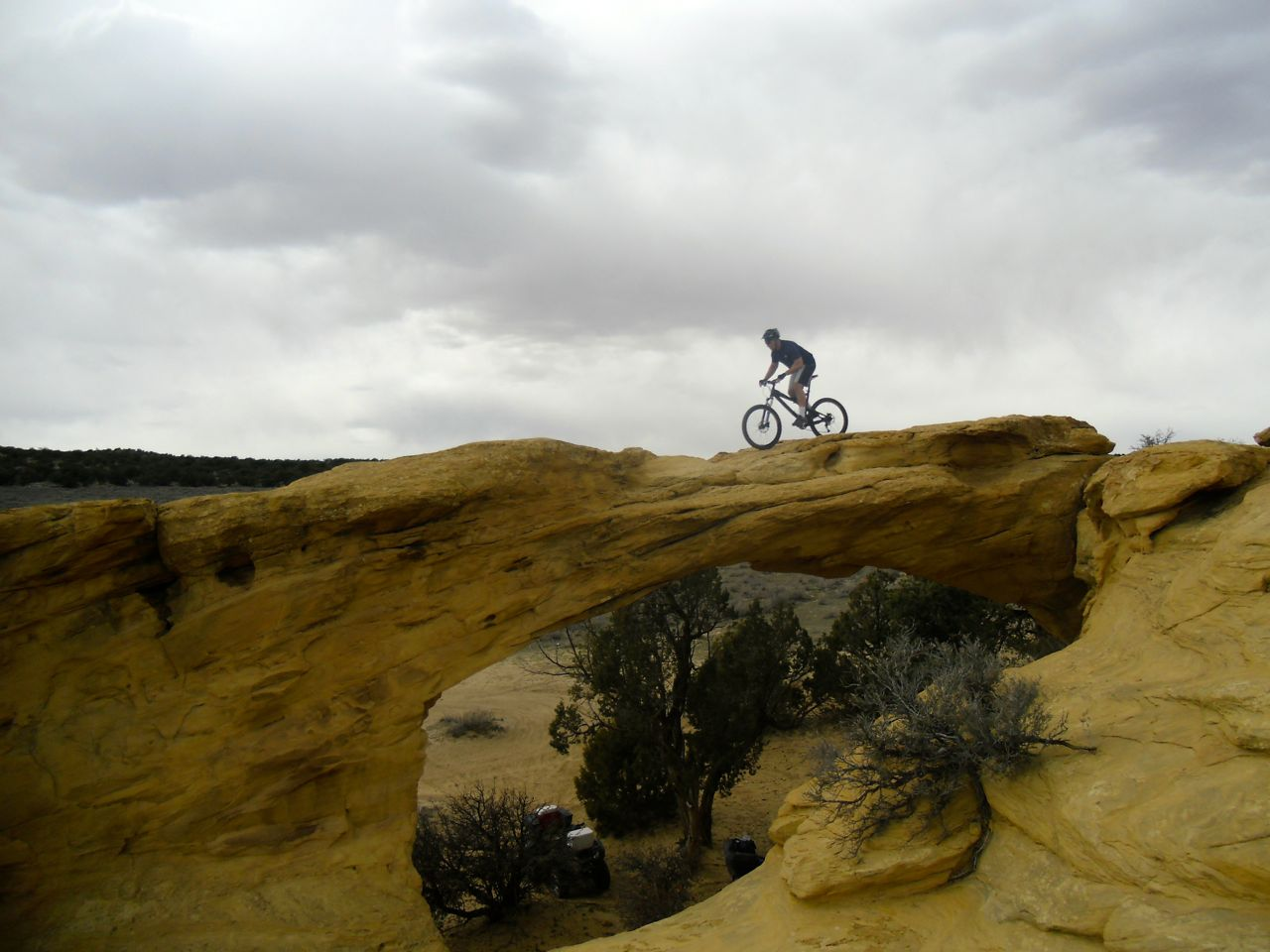 Fun comes in many forms on the Devil's Racetrack route.