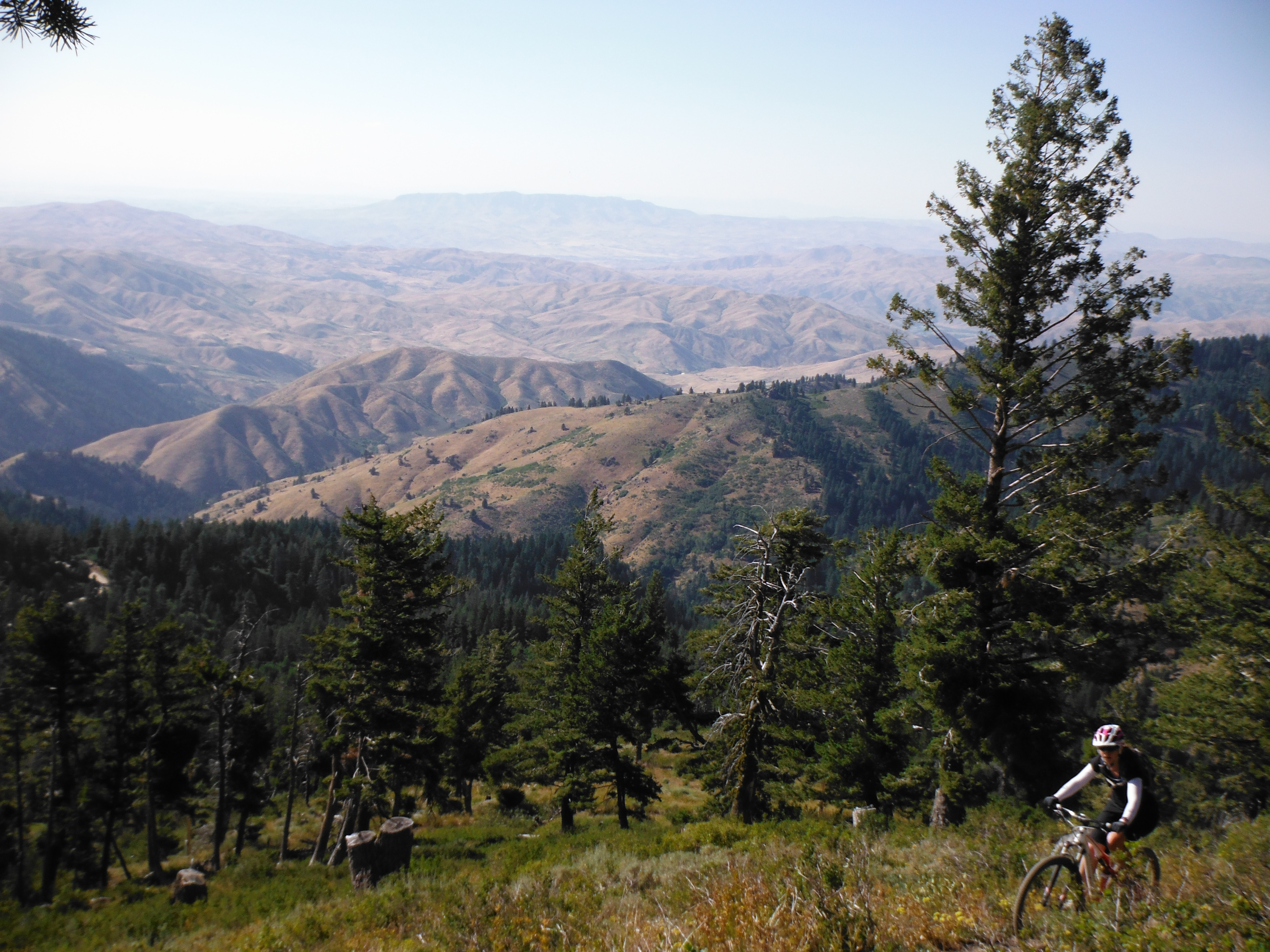 Shafer Butte Trails, Boise. Photo by: jkldouglas