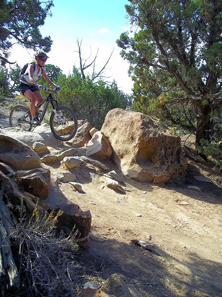 Recently crashed in the Prime Cut rock garden?  Take your time, but try it again!