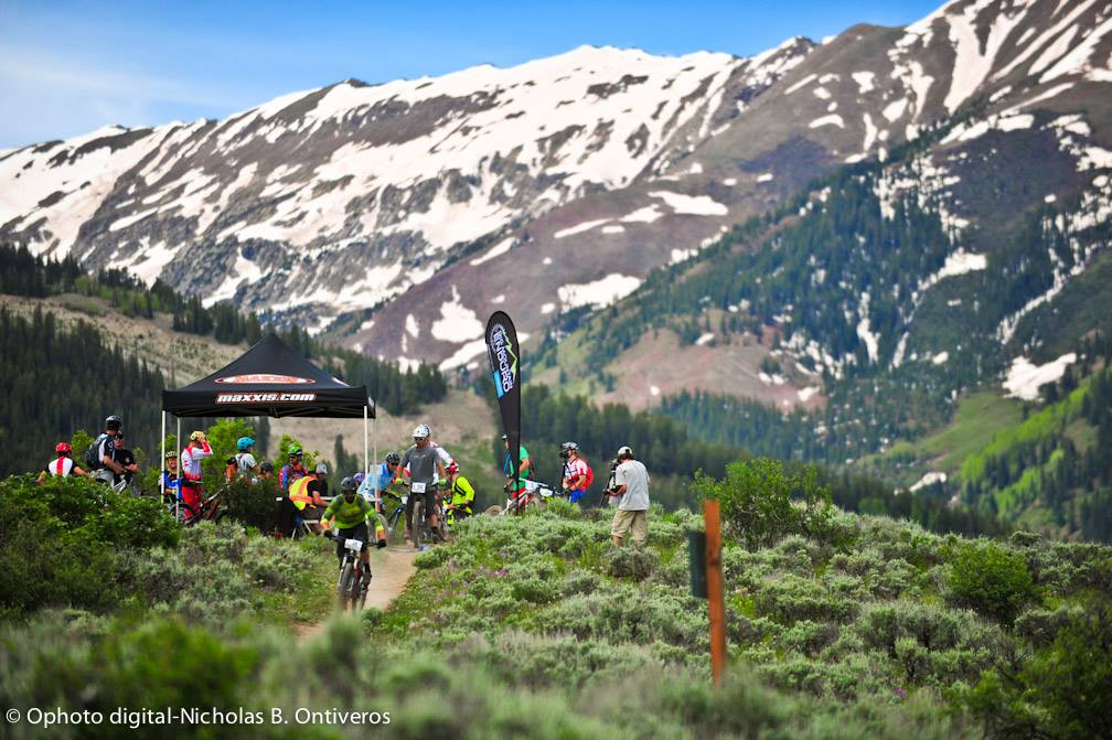 Top of Stage 2. Photo: Nick Ontiveros/BME