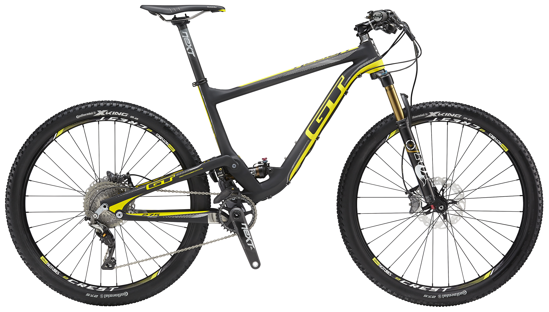 Photo courtesy of GT Bicycles.