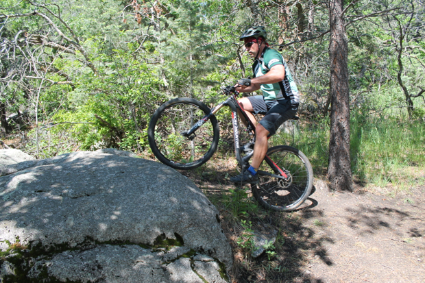 Trail: Blackmer Loop, Cheyenne Mountain State Park, Colorado Springs, CO