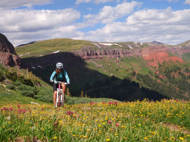 Colorado Trail: Molas Pass, Durango. Photo: brown_m
