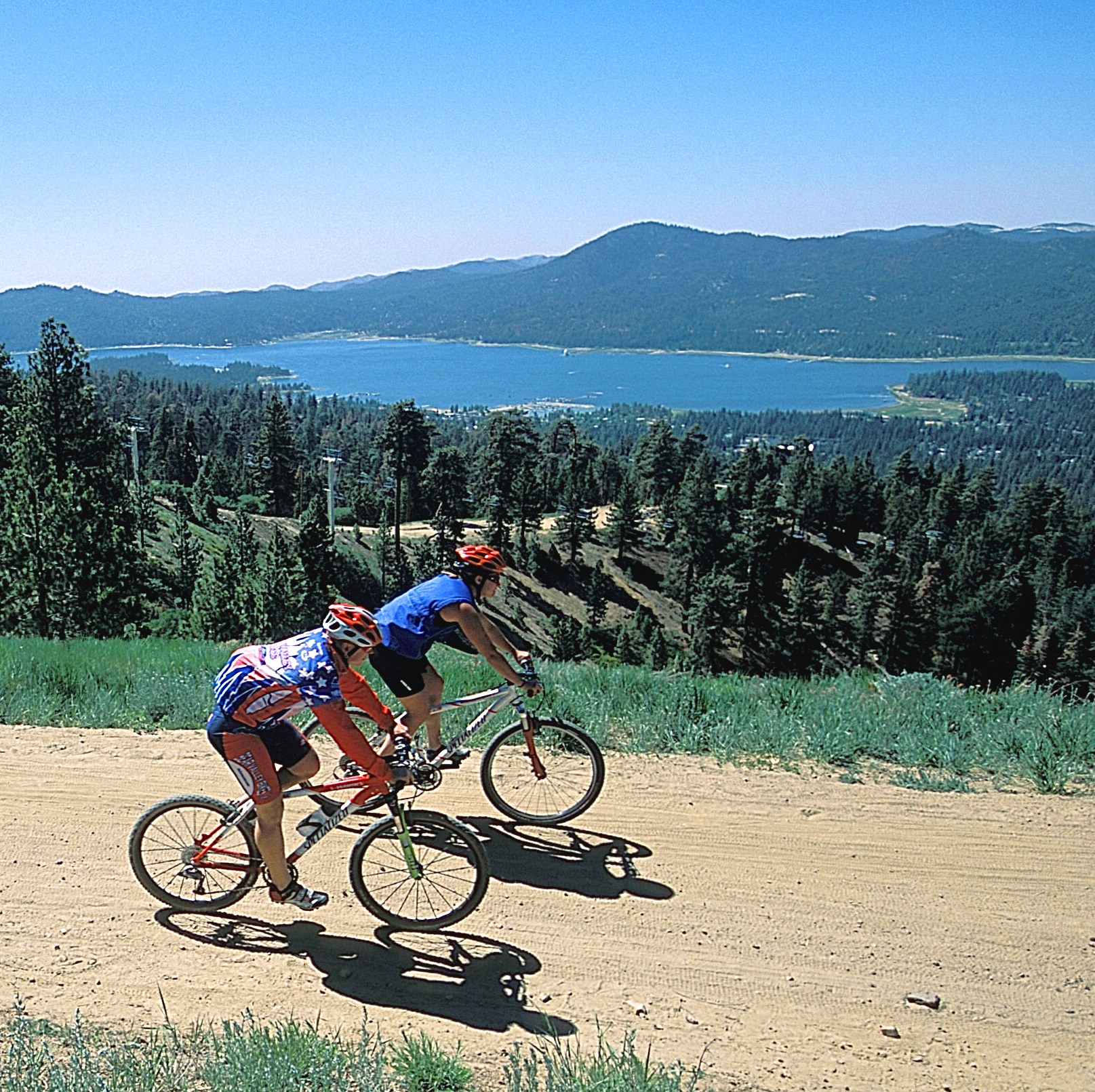 Photo courtesy of Big Bear Visitors Bureau.