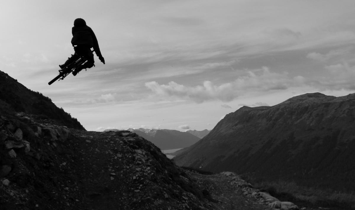 Trail: Alyeska Downhill, Girdwood, Alaska. Photo: DSimmons112