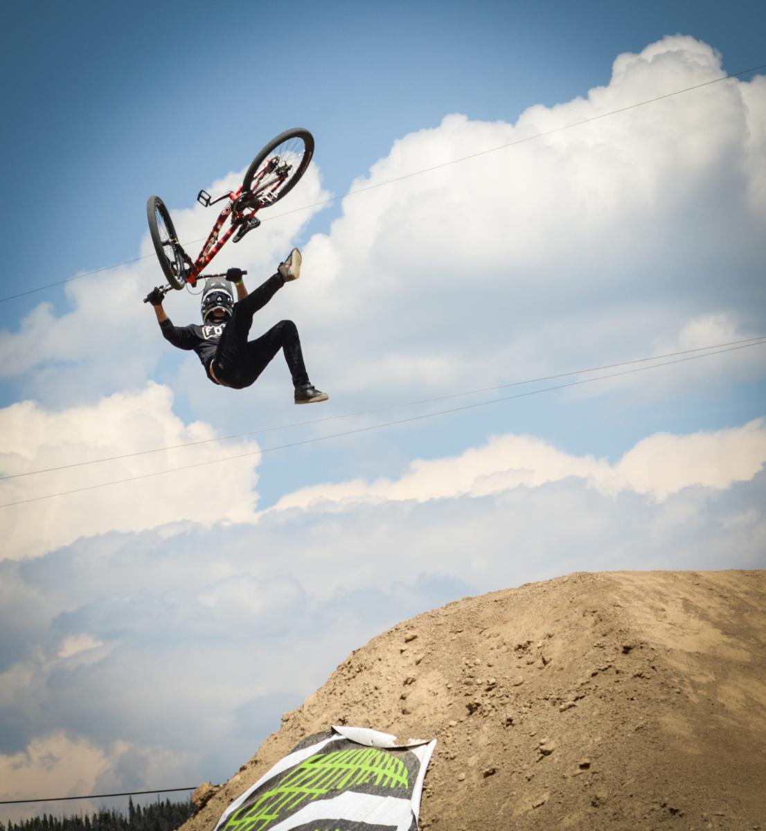 """Colorado Freeride Festival 2014."" Photo: delphinide."