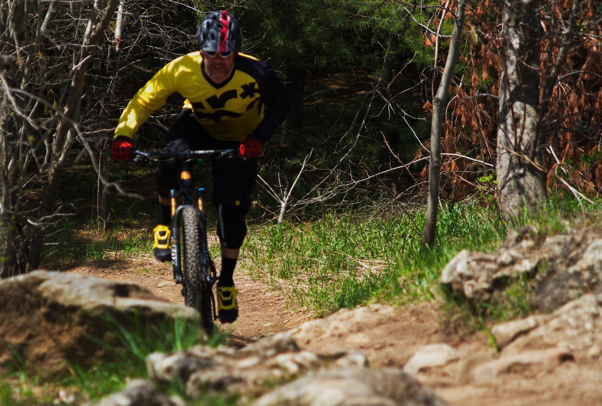 Review Race Face Next 35 Carbon Bar Singletracks Mountain Bike News Handlebar Set Raceface Flat Thanks To The Folks At For Sending Down Sl