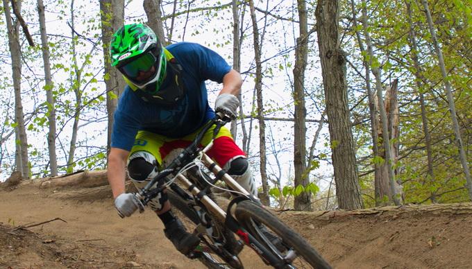 753eeb511dd Review  Bell Transfer-9 Full Face Mountain Bike Helmet ...