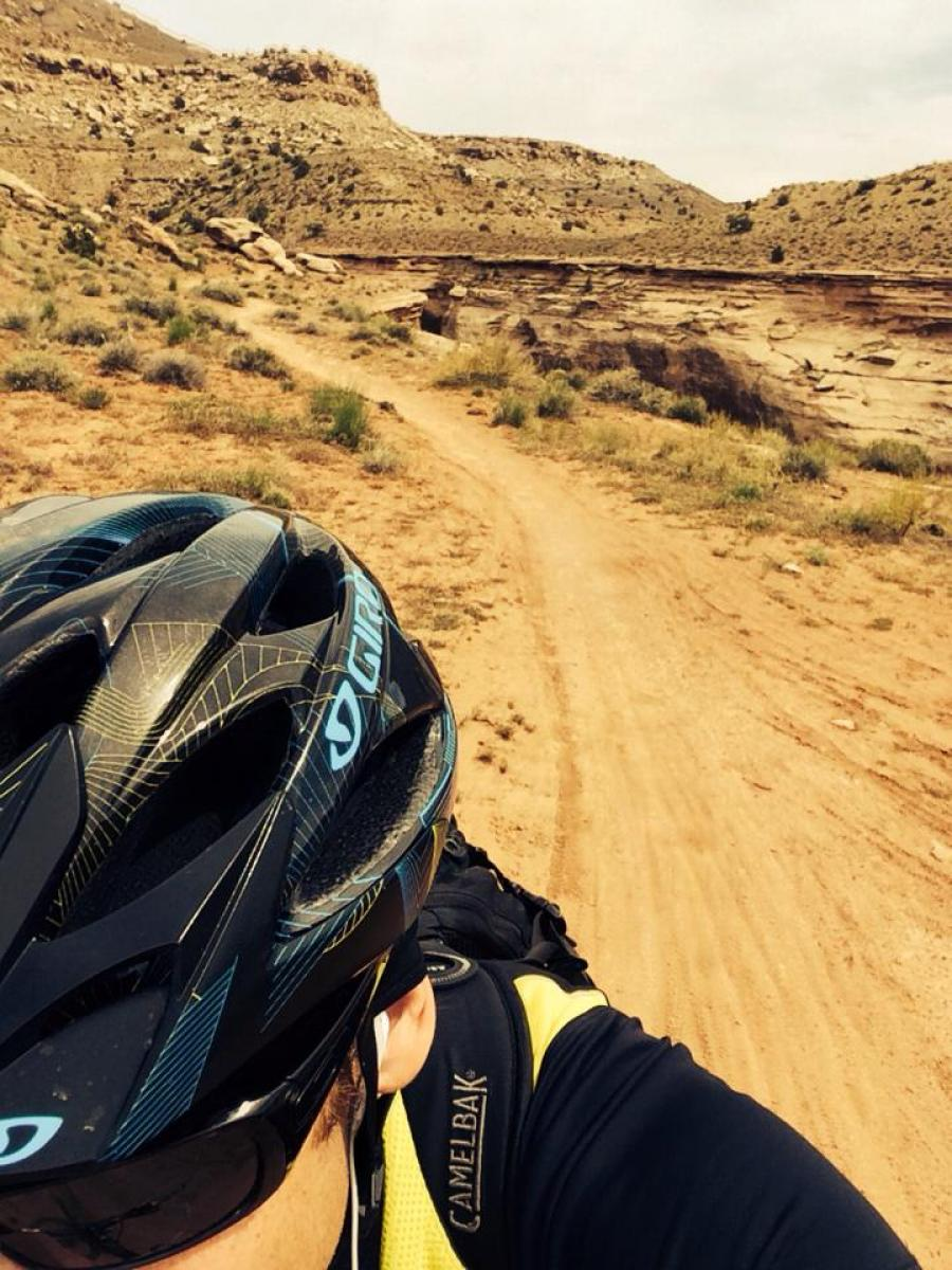 Kokopelli Trail, Fruita, CO. Photo: Derek Rggls