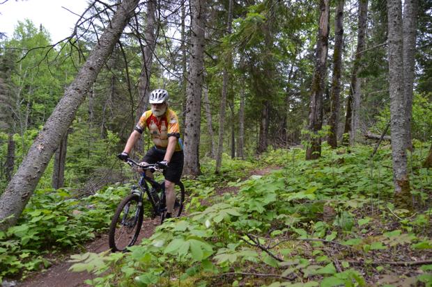 Photo courtesy of Sawtooth Mountain Challenge.