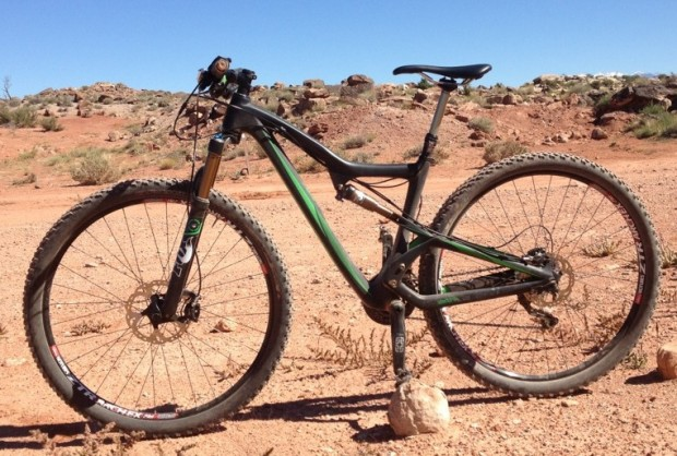 Ibis Ripley 29er mountain bike review