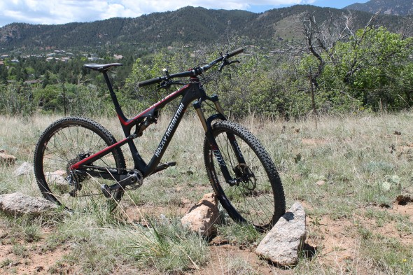 Rocky Mountain Instinct 999 MSL mountain bike review