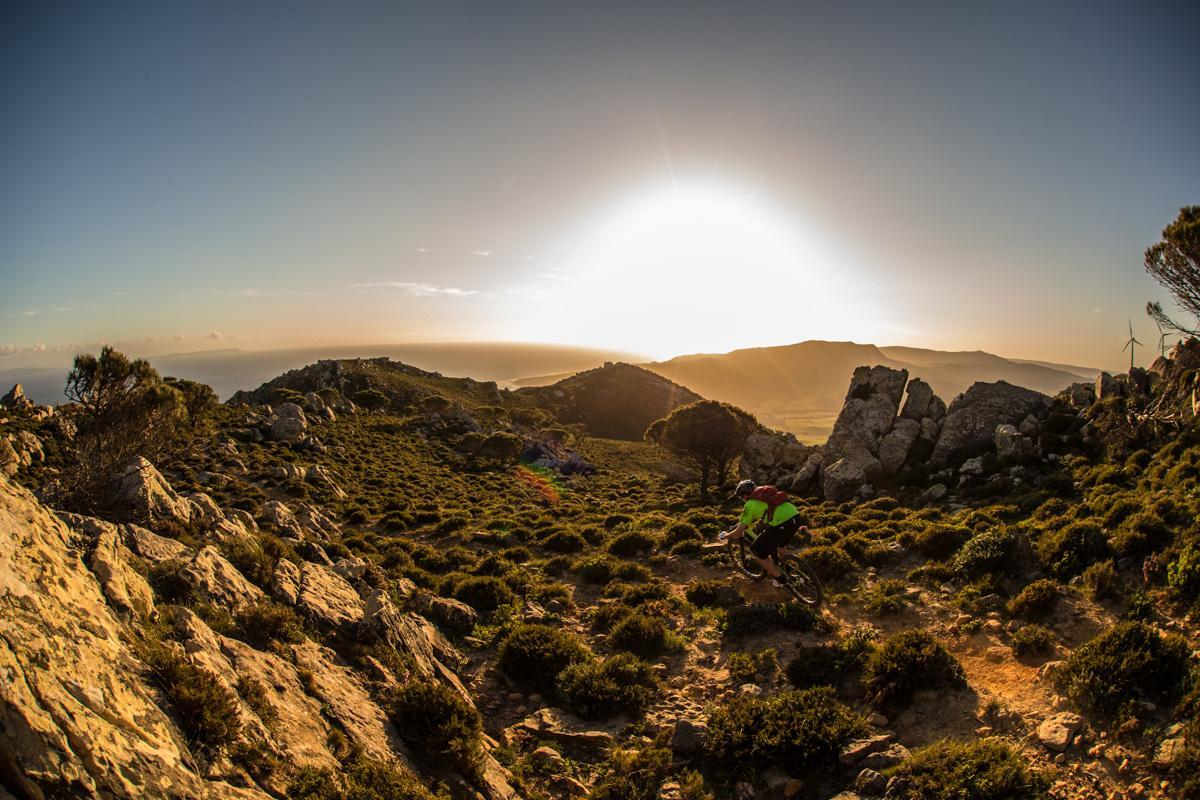 Cannondale product release camp in Spain. Photo courtesy of Cannondale.