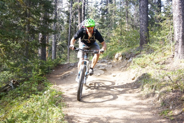 Mountain Bike Tours in Banff National Park, Alberta