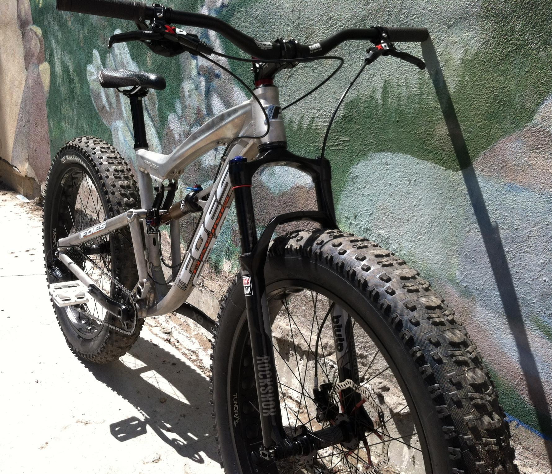 News Foes To Enter Fat Bike Market With New Full