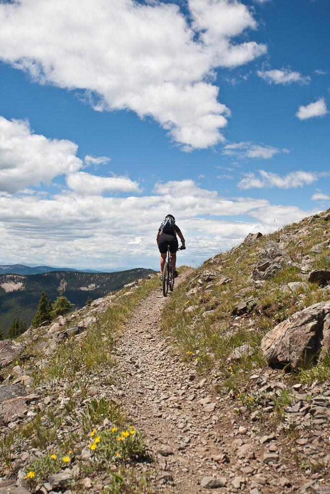 Monarch Crest Trail, Salida, Colorado. Photo: Scott Anderson.