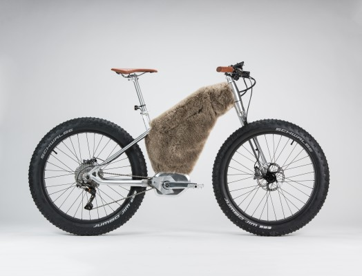 The abominable snow bike