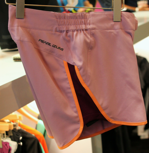 Nope, this isn't a running short, it's a RIDING short.