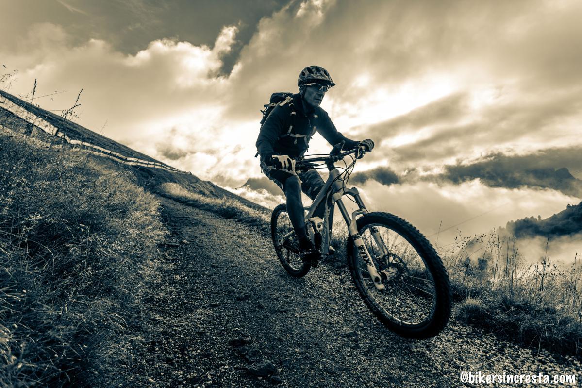 """""""Sergio verso il Rifugio Emilio Comici - Val Gardena - Italy"""" Photo: AndreaMsport"""