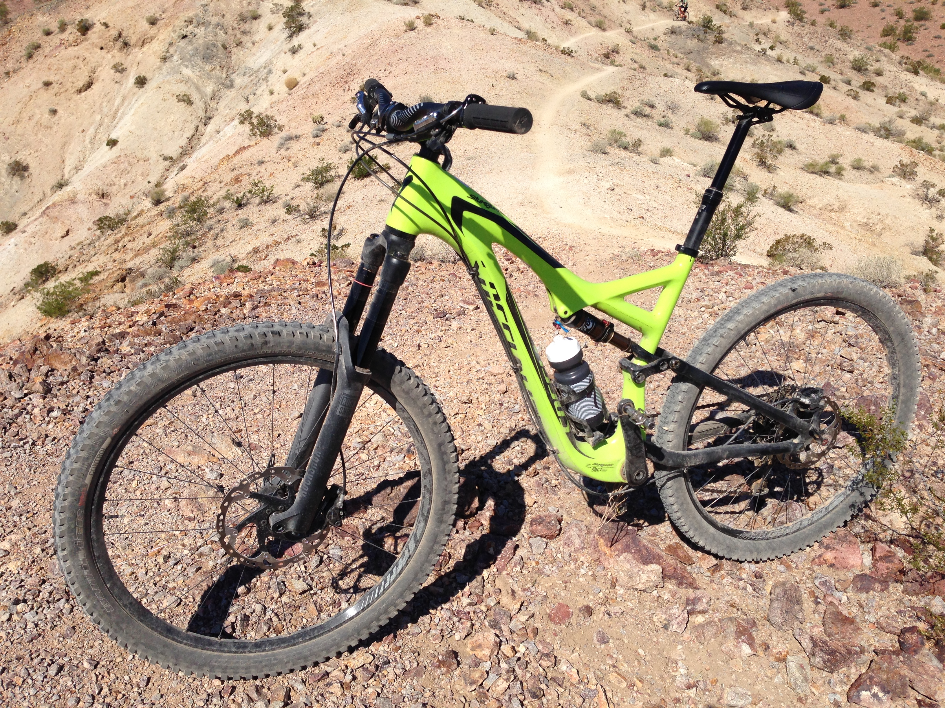 5f65458c328 Review: Specialized Stumpjumper FSR Expert Carbon Evo 650B ...